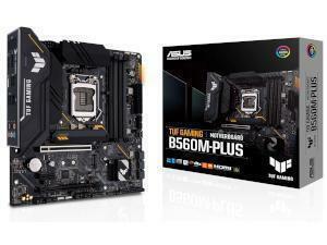 ASUS TUF GAMING B560M-PLUS Intel B560 Chipset (Socket 1200) Motherboard