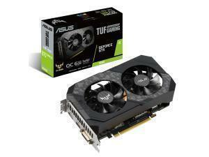 Asus TUF GTX 1660 O6G Gaming 6GB Graphics Card