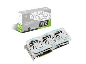 Asus ROG Strix RTX 2080 Super OC White Gaming 8GB Graphics Card
