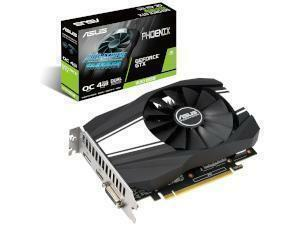 ASUS NVIDIA GeForce GTX 1650 SUPER PHEONIX OC 4GB GDDR6 Graphics Card