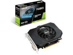 ASUS NVIDIA GeForce GTX 1650 PHEONIX 4GB GDDR6 Graphics Card