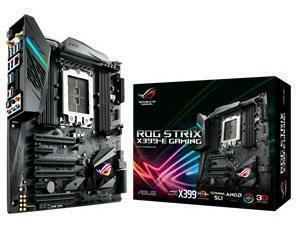 *B-stock item - 90 days warranty*Asus ROG STRIX X399-E GAMING EATX Motherboard