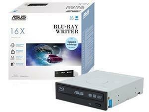 *B-stock item - 90 days warranty*ASUS BW-16D1HT 16x Blu-ray Re-Writer SATA Retail
