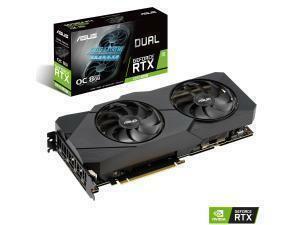 *B-stock item-90 days warranty*Asus Dual GeForce RTX 2070 Super EVO OC 8GB Graphics Card