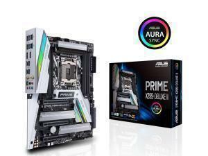 *B-stock item-90 days warranty*Asus PRIME X299-DELUXE-II Socket LGA2066 Motherboard
