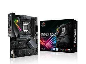 *B-stock item - 90 days warranty*Asus ROG STRIX B360-F GAMING LGA 1151 B360 ATX Motherboard