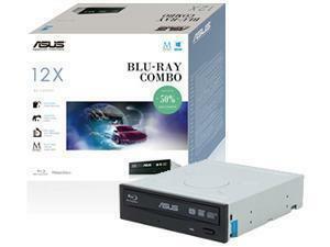 ASUS BC-12D2HT 12x Blu-ray Combo Drive SATA Retail