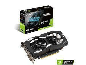 Asus GeForce GTX 1650 Dual OC 4GB GPU/Graphics Card