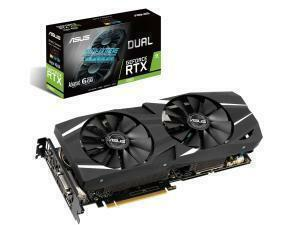 ASUS Dual GeForce RTX 2060 Advanced Edition 6GB graphics Card