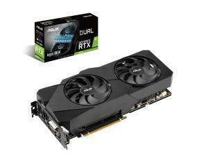 Asus Dual RTX 2070 Advance 8G Evo Graphics Card