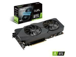 Asus Dual GeForce RTX 2080 Super Evo 8GB Graphics Card