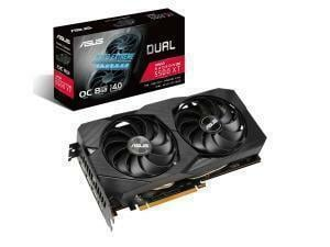 Asus Dual RX5500XT O8G Evo 8GB Graphics Card