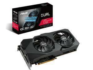 Asus Radeon RX 5700 OC Evo 8G Navi Graphics Card