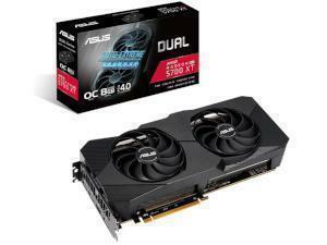 ASUS Radeon RX 5700 XT Dual EVO 8GB GDDR6 Navi Graphics Card