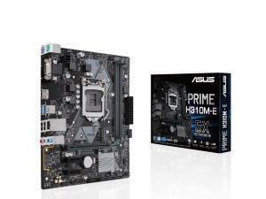 Asus PRIME-H310M-E LGA 1151 H310 Micro-ATX Motherboard