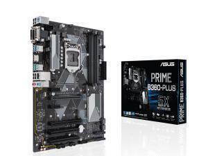Asus PRIME B360-PLUS LGA 1151 B360 ATX Motherboard