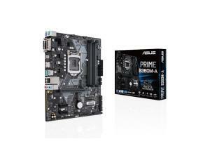 Asus PRIME B360M-A LGA 1151 B360 Micro-ATX Motherboard
