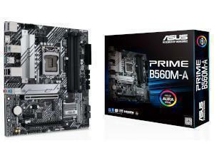 ASUS PRIME B560M-A Intel B560 Chipset (Socket 1200) Motherboard