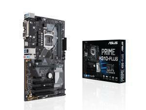 Asus PRIME H310-PLUS LGA 1151 H310 ATX Motherboard
