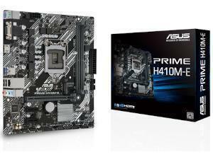ASUS PRIME H410M-E Intel H410 Chipset Socket 1200 Motherboard