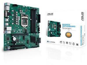 ASUS PRIME Pro Q470M-C LGA1200 Q470 Chipset mATX Motherboard