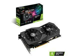 Asus GeForce GTX 1650 Strix Gaming OC 4GB GPU/Graphics Card