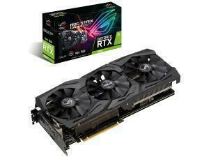 ROG Strix GeForce RTX 2060 Advanced edition 6GB  graphics Card