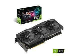 Asus ROG Strix GeForce RTX™ 2070 OC edition 8GB Graphics Card