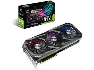 ASUS  NVIDIA GeForce RTX 3080 ROG Strix 10GB Ampere Graphics Card