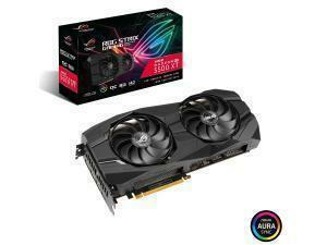 Asus ROG Strix RX5500XT O8G Gaming 8GB Graphics Card