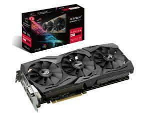 Asus ROG-STRIX-RX590-8G-GAMING 8GB Graphics Card