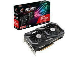ASUS AMD RADEON RX 6600 XT ROG STRIX GAMING OC 8GB GDDR6 Graphics Card