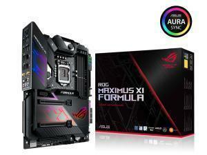 Asus ROG Maximus XI Formula Z390 Chipset LGA 1151 ATX Motherboard