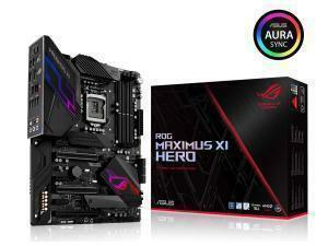 Asus ROG Maximus XI Hero Z390 Chipset LGA 1151 ATX Motherboard