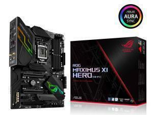 Asus ROG Maximus XI Hero Wi-Fi Z390 Chipset LGA 1151 ATX Motherboard