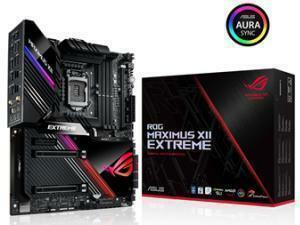ASUS ROG MAXIMUS XII EXTREME LGA 1200 Z490 Chipset EATX Motherboard