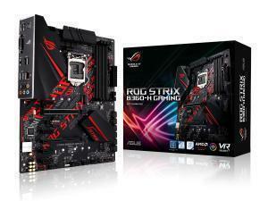 Asus ROG STRIX B360-H GAMING LGA 1151 B360 ATX Motherboard