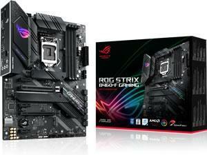 ASUS ROG STRIX B460-F GAMING LGA1200 B460 Chipset ATX Motherboard