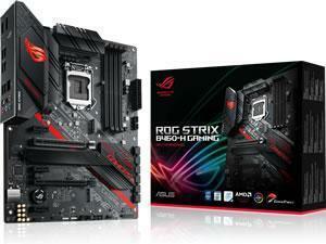 ASUS ROG STRIX B460-H GAMING LGA1200 B460 Chipset ATX Motherboard