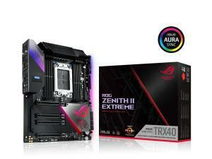 Asus ROG TRX40 Zenith II Extreme TRX40 E-ATX Motherboard