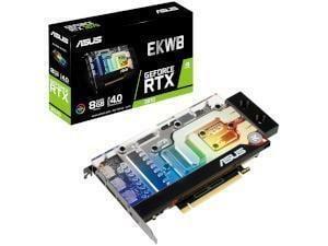 ASUS NVIDIA GeForce RTX 3070 EKWB 8GB GDDR6 Graphics Card