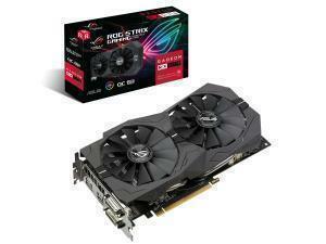 Asus ROG Strix Radeon RX570 OC Edtion 8GB Graphics Card