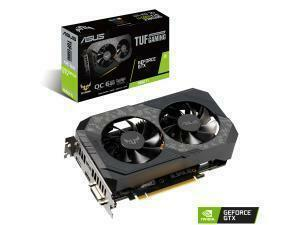 Asus TUF GTX 1660TI O6G Gaming 6GB Graphics Card