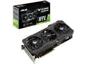 ASUS NVIDIA GeForce RTX 3080 Ti TUF GAMING OC 12GB GDDR6X Graphics Card