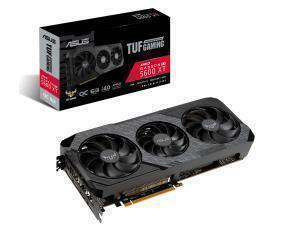 Asus TUF Radeon RX 5600XT Evo Gaming OC 6GB GDDR6 Graphics Card