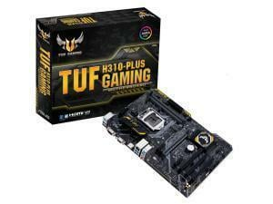 Asus TUF H310-PLUS GAMING LGA 1151 H310 ATX Motherboard