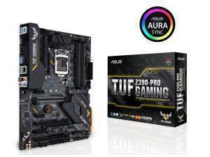 Asus TUF Z290-Pro Gaming Z390 Chipset LGA 1151 ATX Motherboard