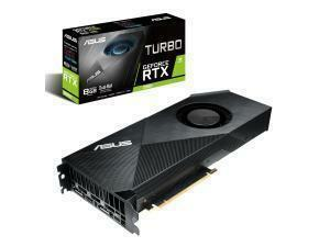 ASUS GeForce RTX 2080 Turbo 8GB GDDR6 Graphics Card