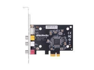 AverMedia SD PCIe Video Capture Card - 61CE310BA0AC