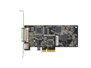 4Kp30 Multi-Input PCIe Video Capture Card